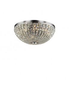 Lampada Da Soffitto Plafoniera Calypso 8 Luci diam. 50