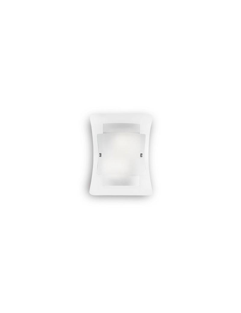 IDEAL LUX: Triplo ap2 applique con triplo vetro trasparente e smerigliati in offerta