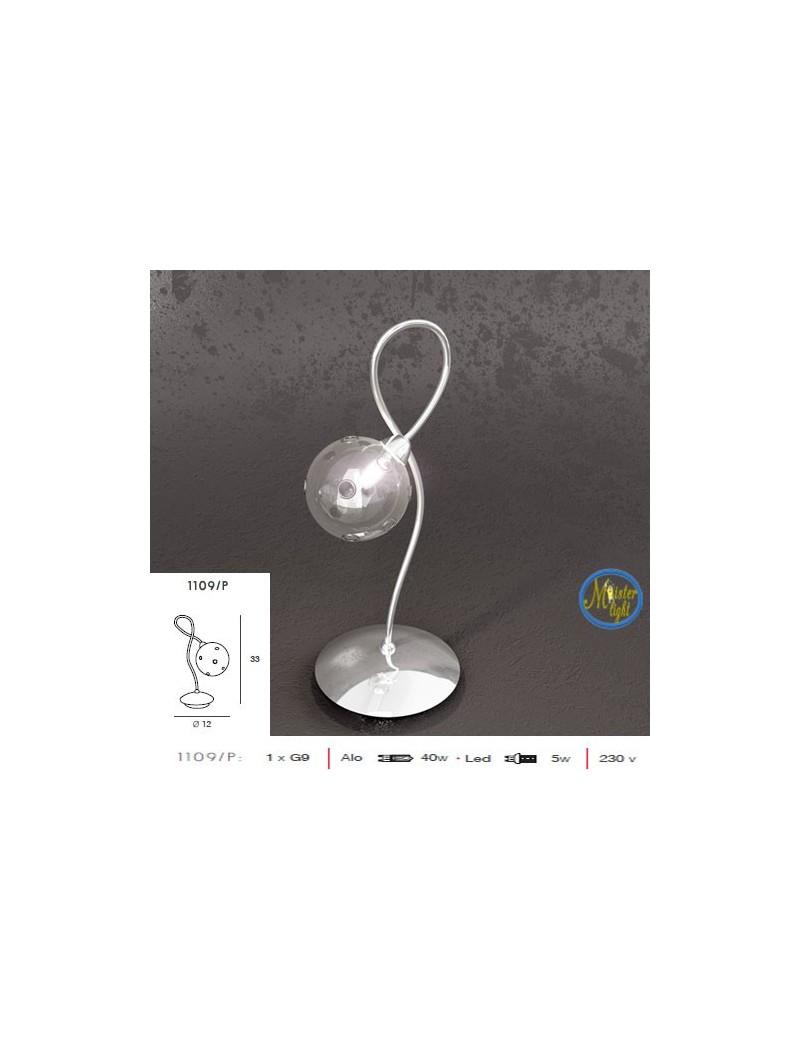 TOP LIGHT: Super ball lumetto con metallo intrecciato e sfera forata camera da letto in offerta