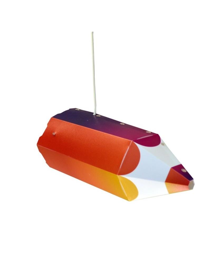LINEAZERO: Matita multicolore small lampada sospensione cameretta bambini in offerta