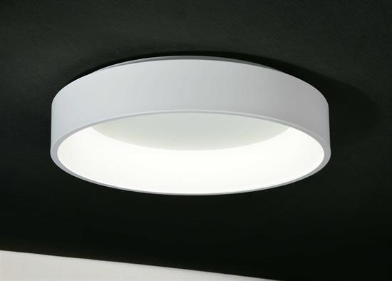 Plafoniere Da Cucina A Led : Plafoniera anello led bianco diametro cucina camera soggiorno