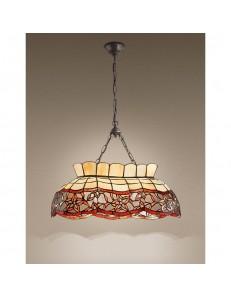PERENZ: Tiffany t967s lampadario sospensione con motivo floreale in offerta