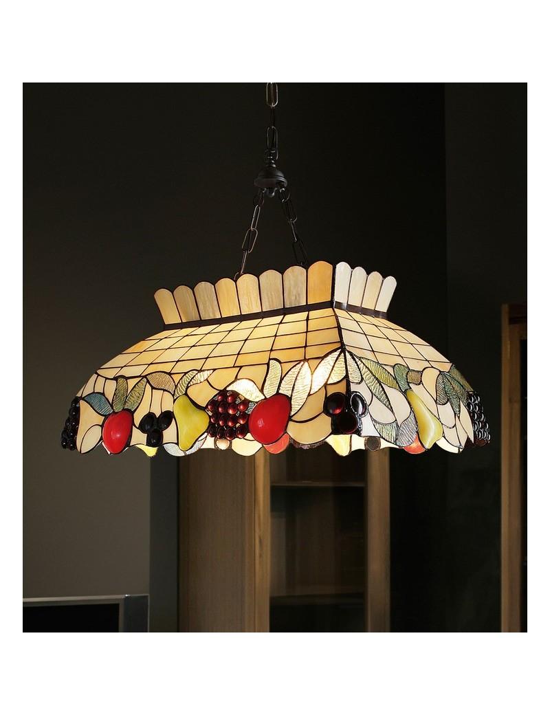 PERENZ: Tiffany t500s lampadario sospensione frutta colorata in offerta