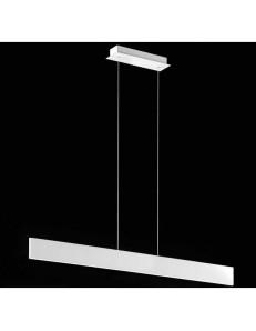PERENZ: Sospensione barra LED bianca cucina regolabile 101cm in offerta
