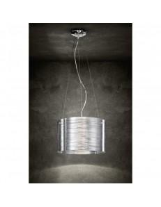 PERENZ: Lampada sospensione design moderno realizzato in acrilico trasparente in offerta