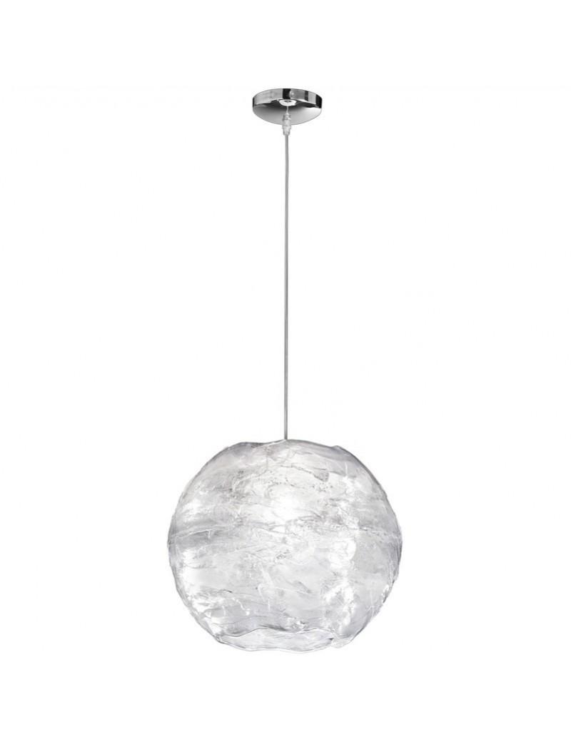 PERENZ: Lampada da soffitto in acrilico trasparente in offerta