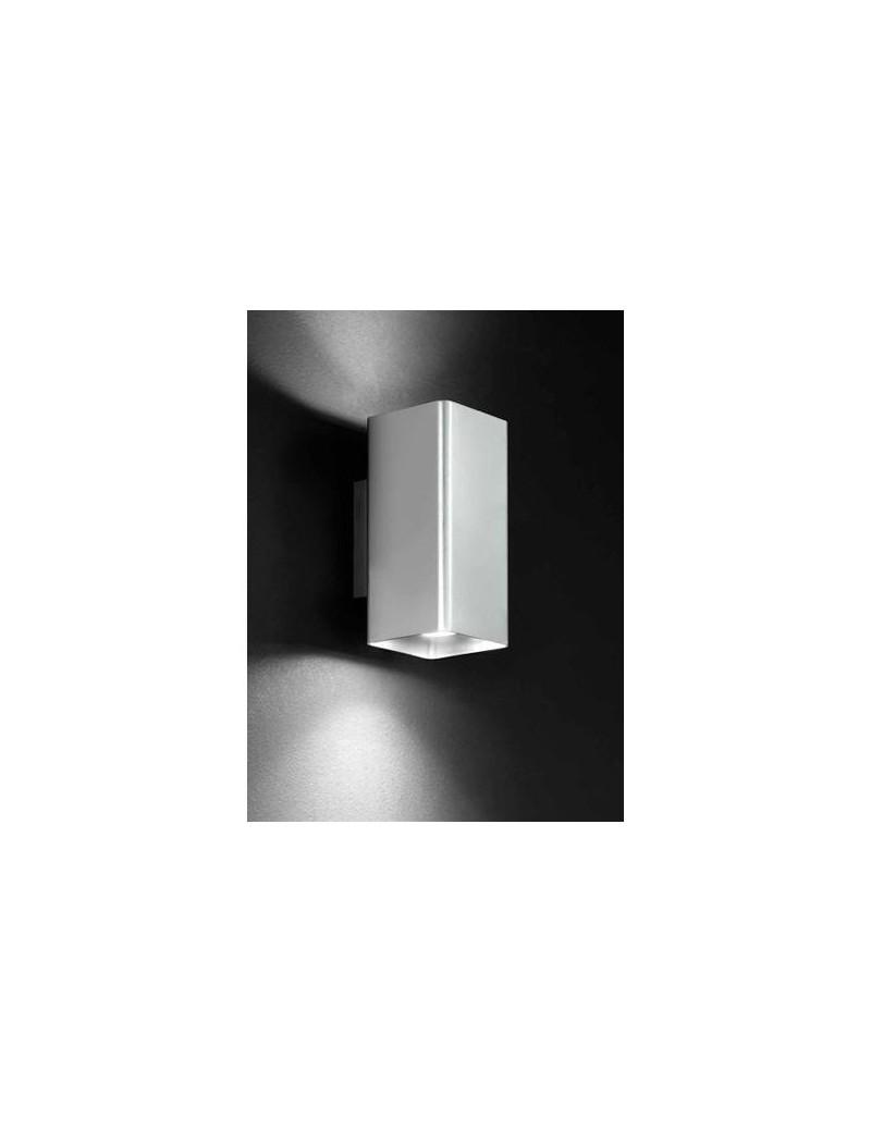 PERENZ: Applique LED in alluminio per esterno rettangolare bidirezionale in offerta
