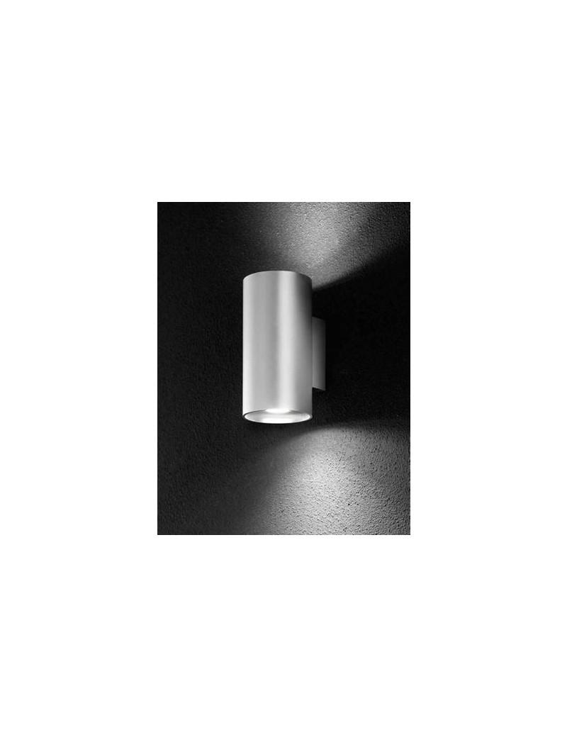 PERENZ: Applique LED in alluminio per esterno bidirezionale cilindro in offerta