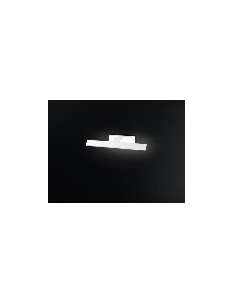 PERENZ: Lienare applique LED in metallo bianca 36cm in offerta