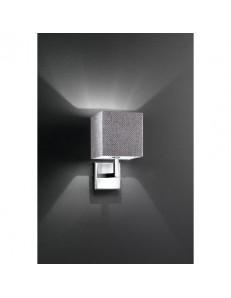 Applique con paralume in tessuto Perenz 6062 lampada parete promozione