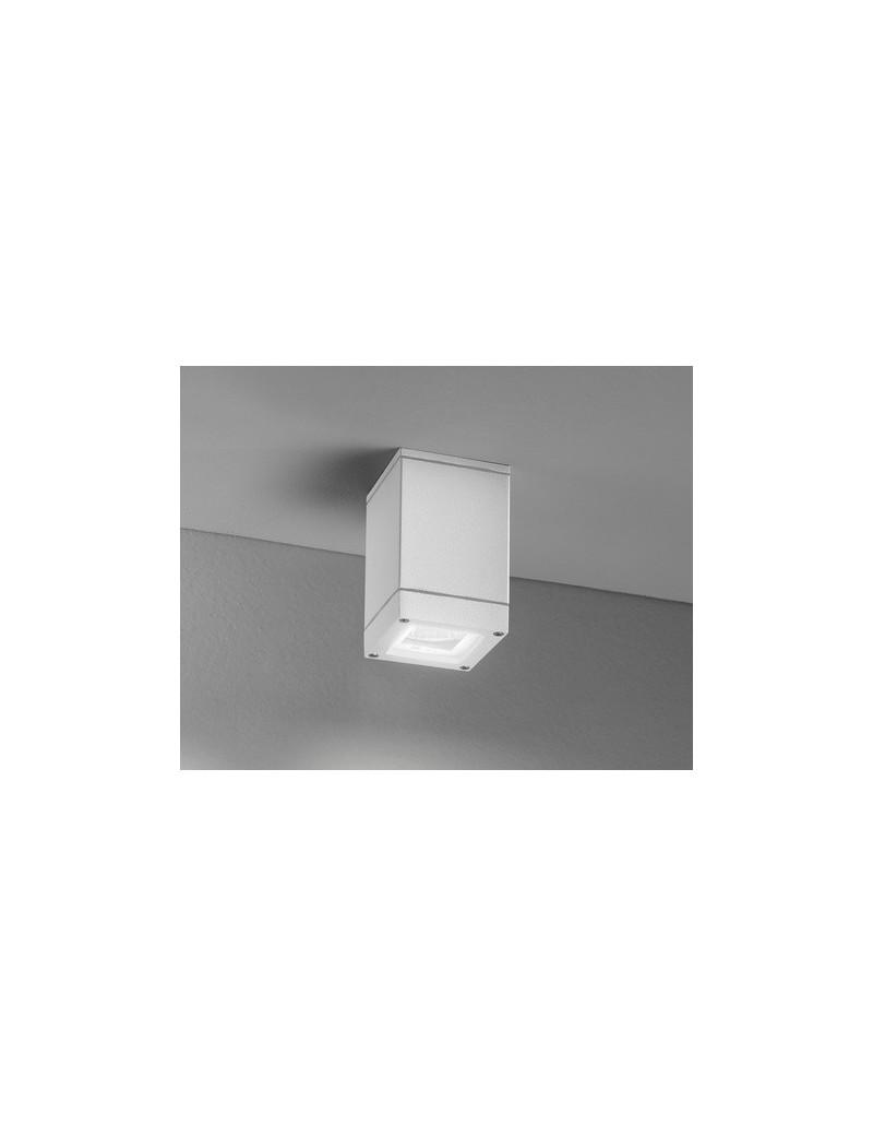 PERENZ: Applique alluminio per esterni e interni quadrata bianca in offerta
