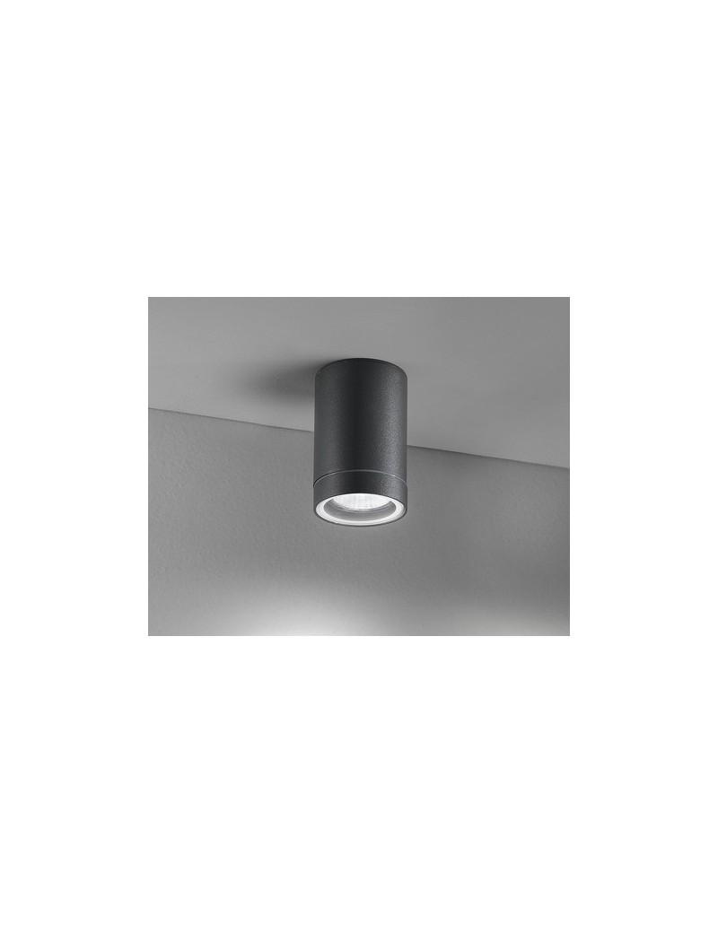 PERENZ: Applique alluminio per esterni e interni rotondo nero in offerta