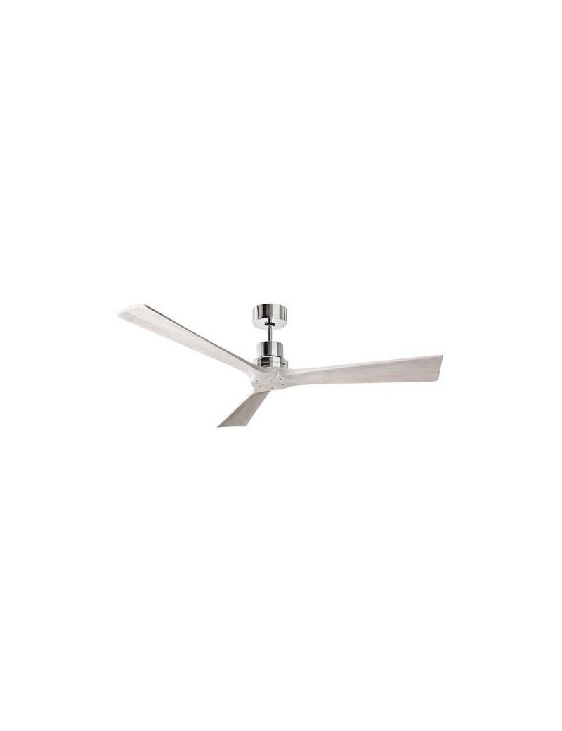 PERENZ: Ventilatore soffitto 3 pale in legno telecomando infrarossi in offerta