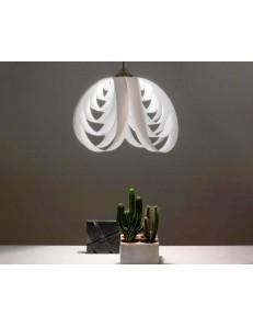 MOONLIGHT LAMPADA MODERNA SOSPENSIONE DESIGN BIANCO LUMINOSO ARREDO COMPLEMENTO