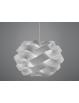 LINEAZERO: Cloud sospensione dal design morbido e avvolgente scenico bianco 40cm in offerta