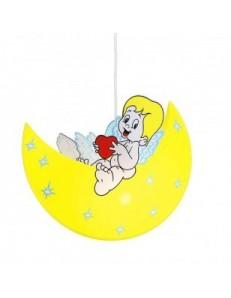 Moon Luna lampada sospensione cameretta bambini bambino bimbo bimba