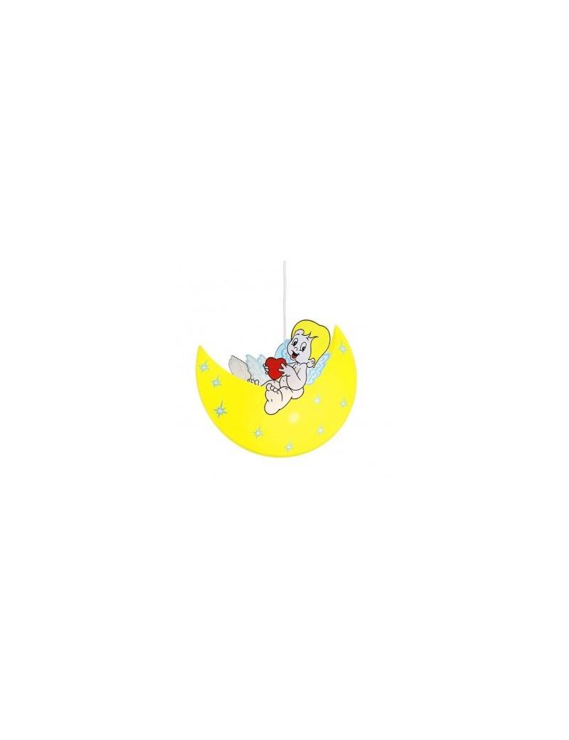 LINEAZERO: Moon lampada sospensione cameretta bambini design luna in offerta