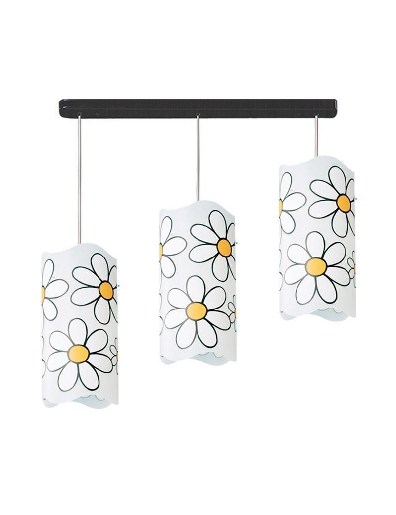 LINEAZERO: Margherita lampada sospensione design fiore per cameretta bambini in offerta