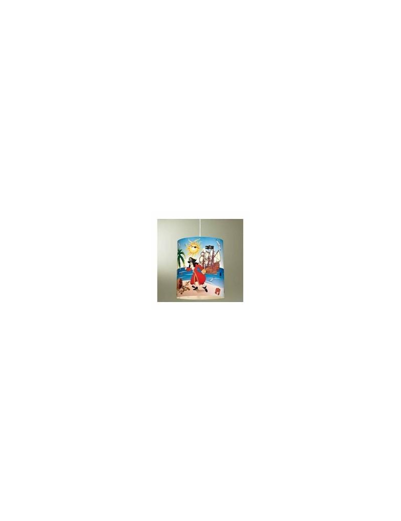 LINEAZERO: Pirati lampada sospensione media design isola uncino cameretta bambini in offerta