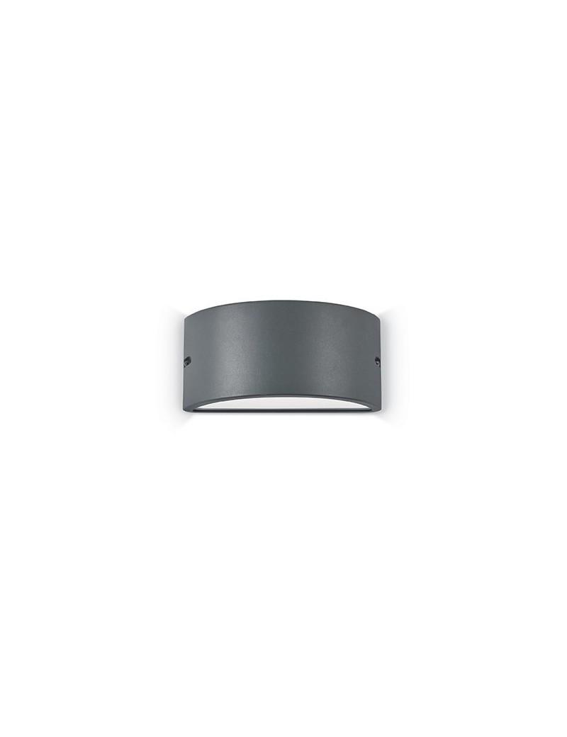 IDEAL LUX: Rex-2 ap1 applique illuminazione per esterno alluminio antracite in offerta