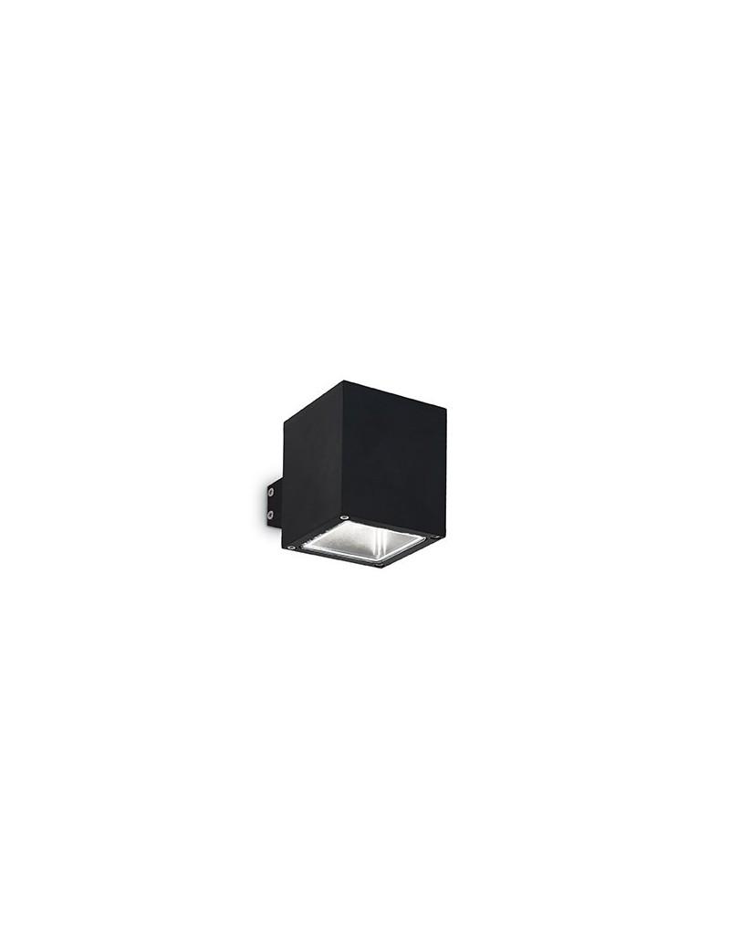 IDEAL LUX: Snif applique esterno giardino alluminio doppio diffusore quadrato nero in offerta