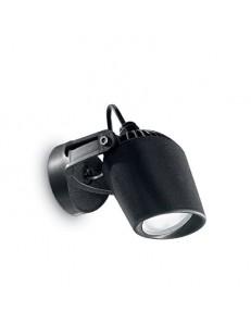 IDEAL LUX: Minitommy faretto LED da esterno in resina direzionale nero in offerta