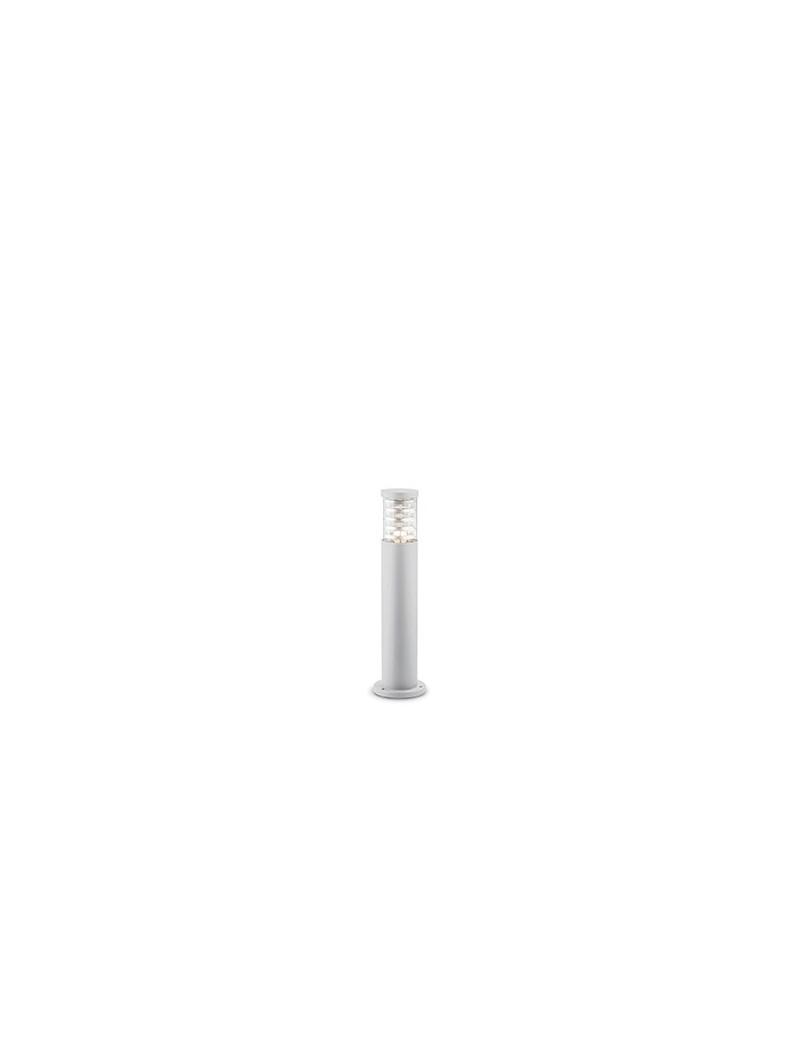 IDEAL LUX: Tronco pt1 paletto illuminazione giardino alluminio bianco 60cm in offerta