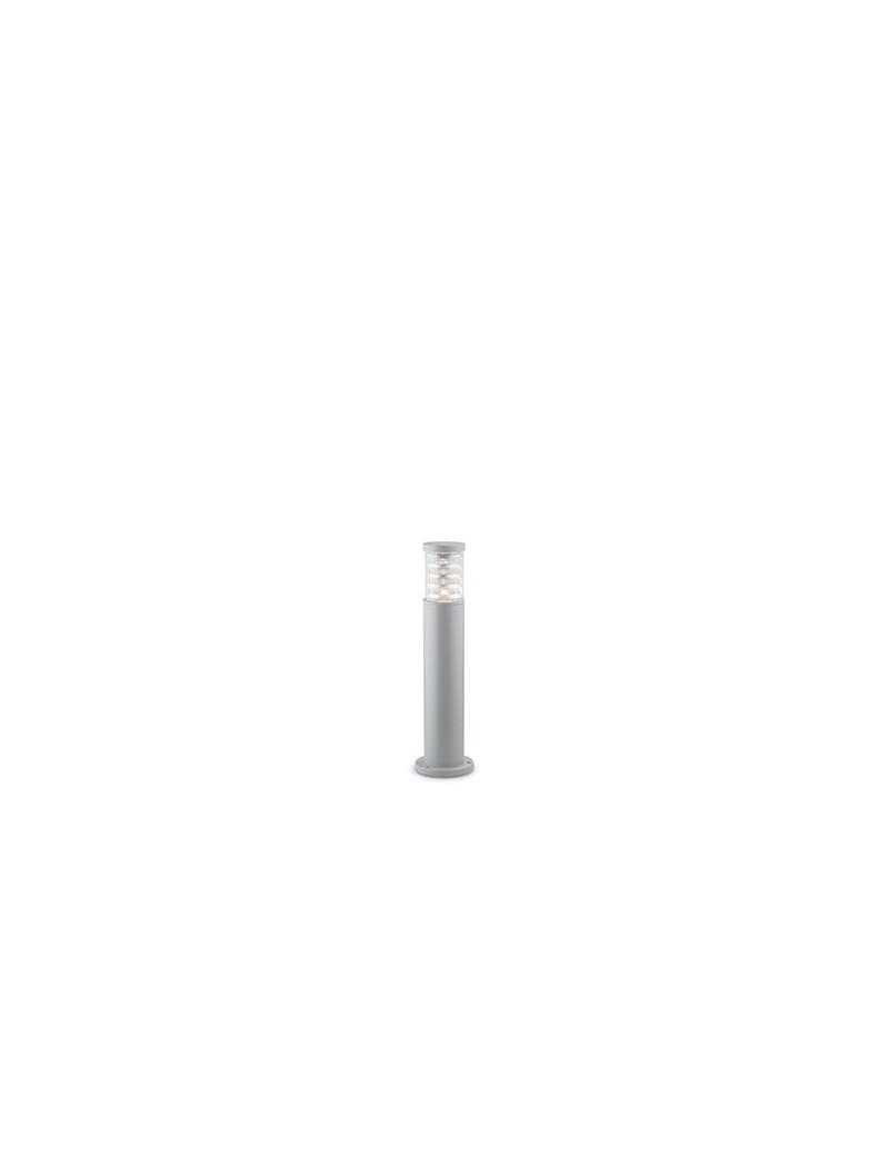 IDEAL LUX: Tronco pt1 paletto illuminazione giardino alluminio grigio 60cm in offerta