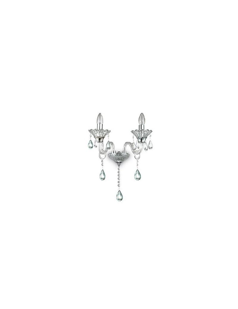 IDEAL LUX: Colossal ap2 lampada da parete applique pendagli e decorativi in vetro soffiato