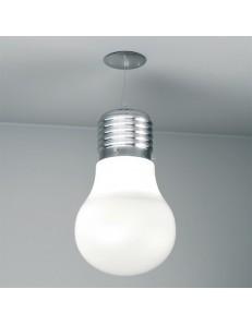 BIG LAMP BIANCA SOSPENSIONE CAMERETTA TOP LIGHT ILLUMINAZIONE