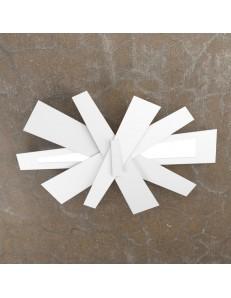 TOP LIGHT: Ribbon plafoniera LED bianco top light moderna 65cm in offerta