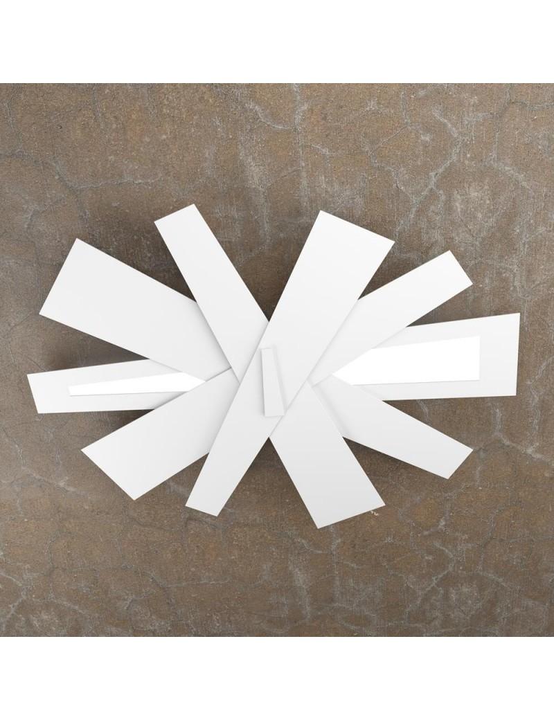 TOP LIGHT: Ribbon plafoniera LED bianco 85cm in offerta