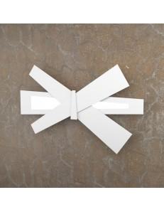 TOP LIGHT: Ribbon applique LED moderna bianco 65cm in offerta