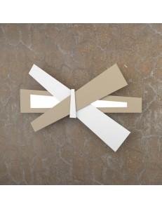TOP LIGHT: Ribbon applique LED bianco sabbia 65cm in offerta