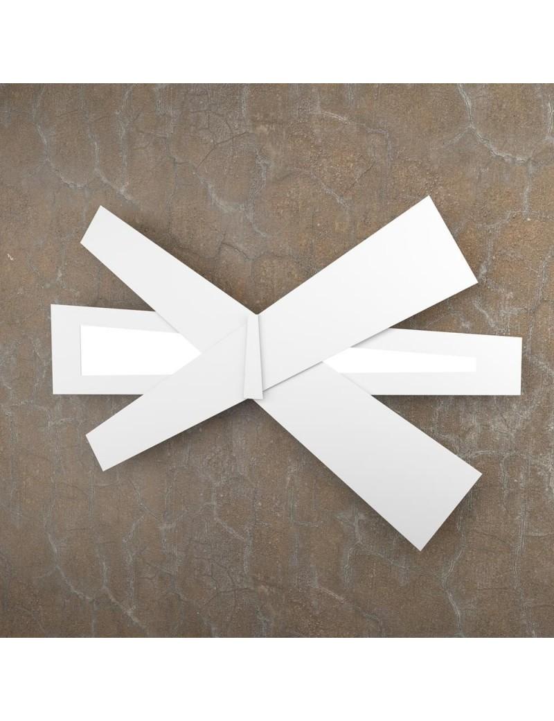 TOP LIGHT: Ribbon applique LED bianco top light moderna 85cm in offerta