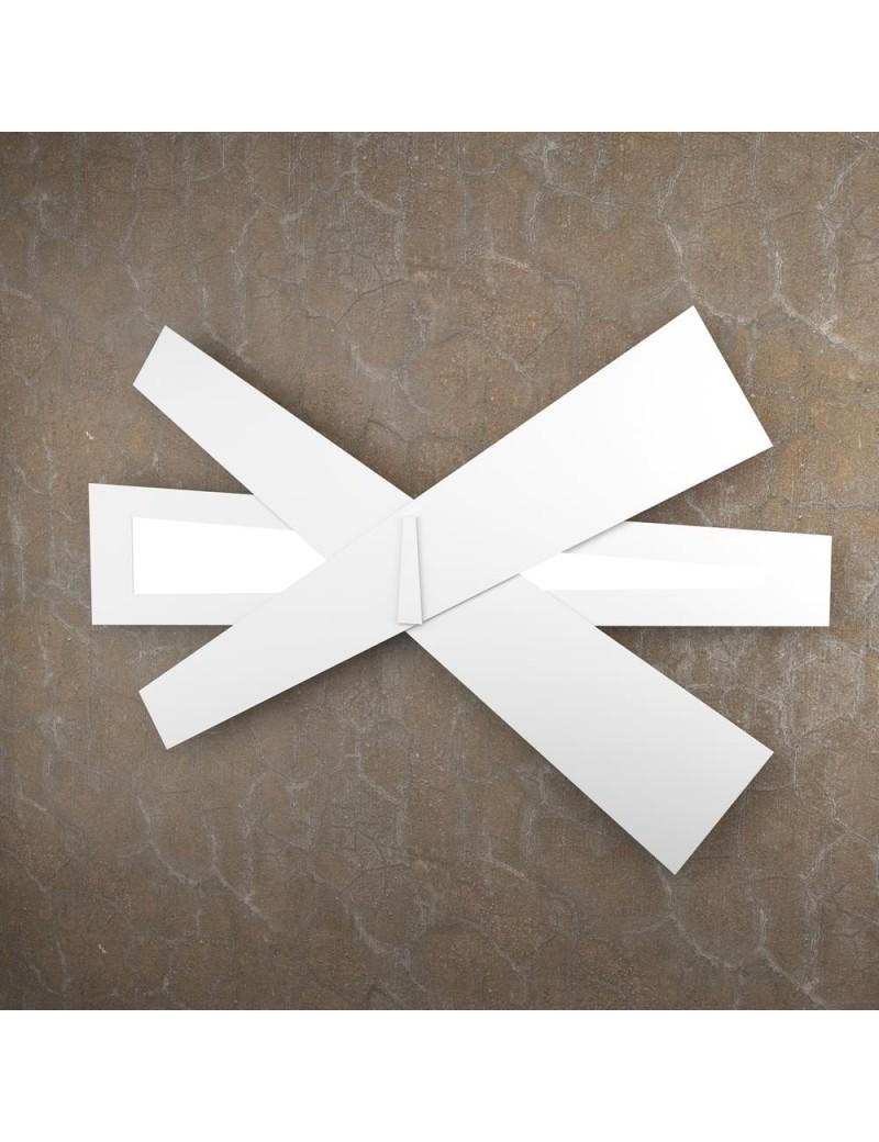 TOP LIGHT: Ribbon applique LED moderna bianco 105cm in offerta