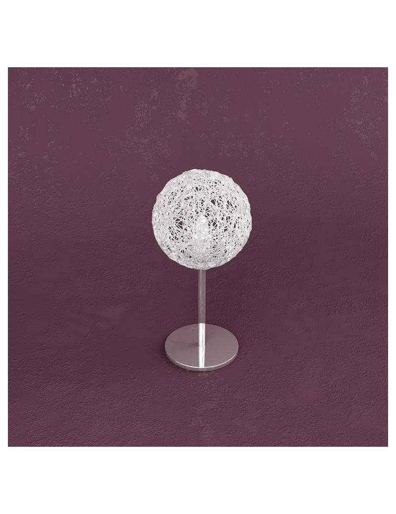 TOP LIGHT: Willow lume con sfera gomitoli di alluminio in offerta