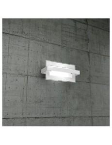 Cross applique piccola in metallo diffusore vetro fascia decorazione bianco