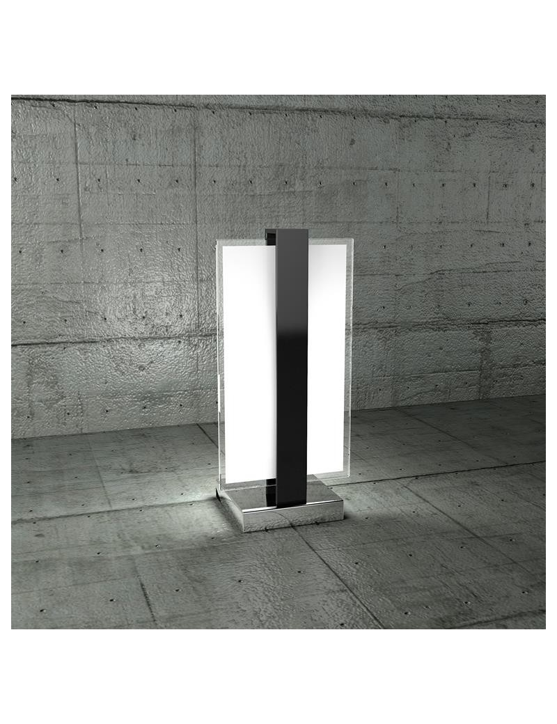 TOP LIGHT: Cross lume lumetto con fascia di decorazione nero camera in offerta