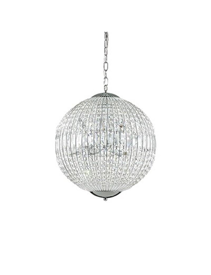 MR DESIGN: Sfera lampadario a sospensione in cristallo ottagonali e rettangolari in offerta