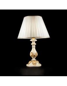 ONDALUCE: Agata lampada lume grande classico avorio oro in offerta