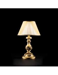 ONDALUCE: Agata lampada lume piccolo oro classico camera da letto in offerta