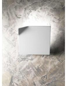ONDALUCE: Tape applique LED quadrata metallo bianco 20cm in offerta