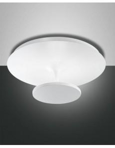 PLAFONIERA rotonda TULPE LED BIANCA D. 520 36 watt 2900 lumen ingresso corridoio