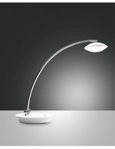 Fabas Luce: Hale lampada LED da tavolo scrivania regolazione