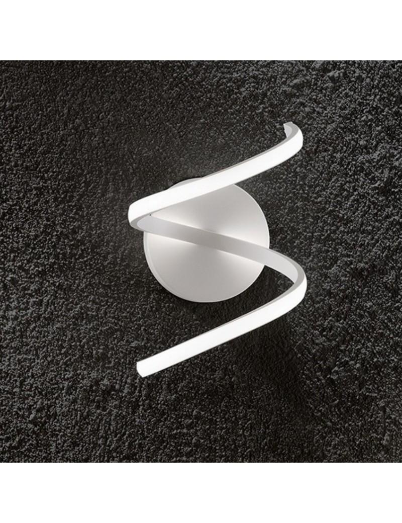 PERENZ: Applique LED moderna metallo bianco luce calda in offerta