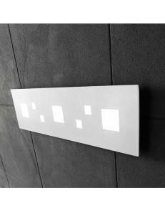 Squared plafoniera LED rettangolare 39w bianco luce naturale
