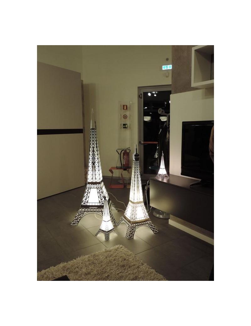 LINEAZERO: Torre eiffel lampada da terra cameretta bambini in offerta