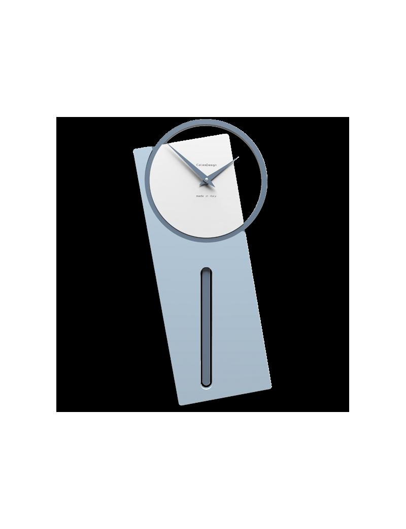 Orologio A Pendolo Moderno.Callea Design Orologio A Pendolo Moderno Da Parete Sherlock Legno