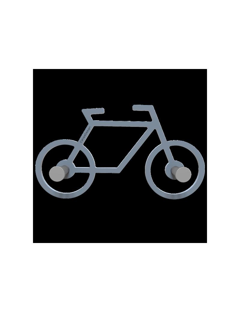 Callea design appendiabiti da parete moderno bicicletta carta da zucchero - Parete carta da zucchero ...